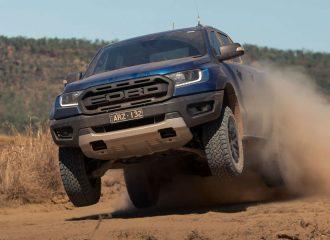 Έρχεται Ford Ranger Raptor με τον V8 της Mustang