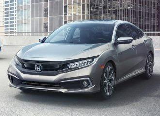 Πλαστική για τα Honda Civic Sedan και Coupe