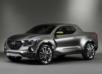 Έρχεται pick up από την Hyundai το 2020