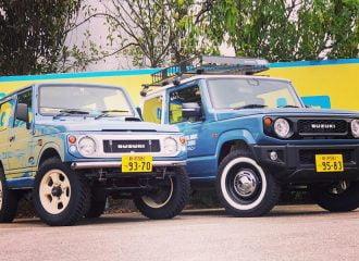Έτσι κάνεις το νέο Suzuki Jimny… όπως παλιά
