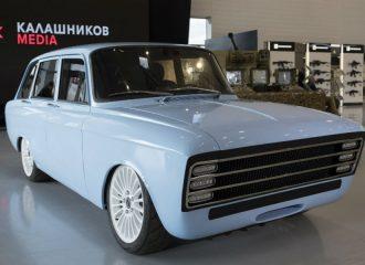 Ηλεκτρικό αυτοκίνητο ετοιμάζει η Kαλάσνικοφ!