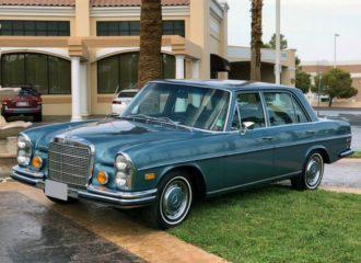 Πωλείται η Mercedes του Έλβις Πρίσλεϊ
