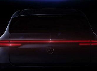 Η ηλεκτρική Mercedes EQC αποκαλύπτεται (+video)