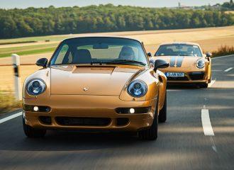 Αερόψυκτη, ολοκαίνουργια Porsche 993 Turbo S (+video)