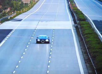 Ρεκόρ ταχύτητας 402,5 χλμ./ώρα σε δημόσιο δρόμο!