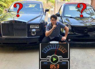 Κόντρα… ησυχίας μεταξύ Rolls-Royce και smart EV! (+video)