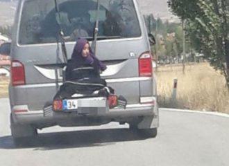 Έτσι μεταφέρουν τις γυναίκες στην Τουρκία (+video)
