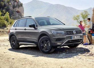 Νέο «σκληροτράχηλο» VW Tiguan Offroad