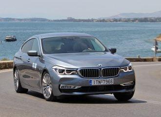 Δοκιμή BMW 630i Gran Turismo