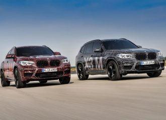 Ιδού οι νέες BMW X3 M και X4 M