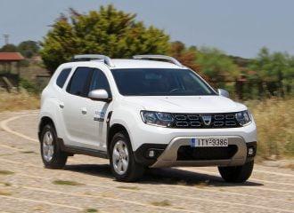 Δοκιμή Dacia Duster 1.5 dCi 110 hp 4×2