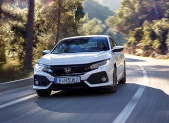 Τιμή και εξοπλισμός του Honda Civic diesel με 9άρι αυτόματο