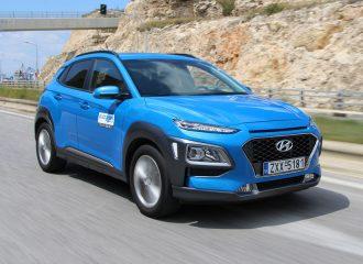 Δοκιμή Hyundai Kona 1.0 T-GDi 120 PS