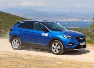 Δοκιμή Opel Grandland X 1.2 λτ. Turbo 130 PS