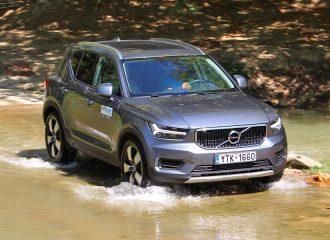 Δοκιμή Volvo XC40 D4 AWD