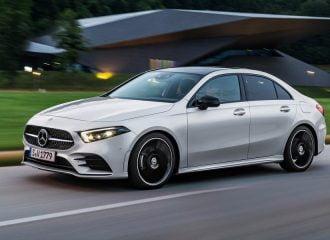 Οι τιμές της Mercedes A-Class Saloon στην Ελλάδα