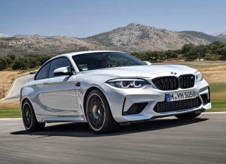 Η τιμή της BMW M2 Competition στην Ελλάδα