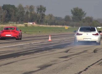 BMW M6 800 ίππων «ρημάζει» το δρόμο (+video)