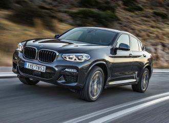 Νέα BMW X4: Τιμές, εκδόσεις και προσφορά έως 13.000 ευρώ