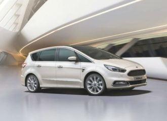 Νέα και πιο «καθαρά» μοτέρ για τα Ford S-MAX και Galaxy