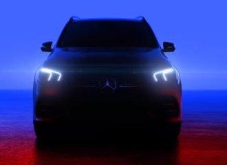 Το πρώτο video της νέας Mercedes GLE