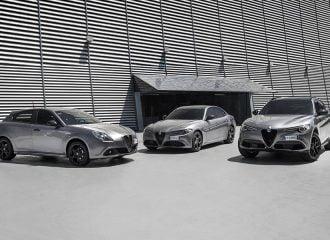 Νέες εκδόσεις Alfa Romeo Giulia, Giulietta και Stelvio