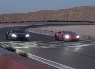 Honda NSX «διαλύει» Lamborghini Huracan (+video)