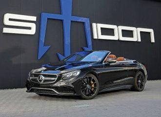 Αυτή η Mercedes έχει παραπάνω από 1.000 άλογα!