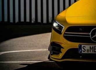«Έσκασε μύτη» η πιο προσιτή Mercedes-AMG όλων των εποχών
