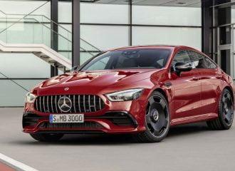 Ντεμπούτο για την βασική Mercedes-AMG GT 4-Door Coupe