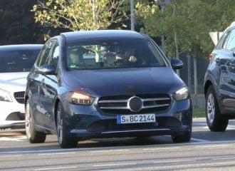 Aυτή είναι η νέα Mercedes B-Class (+video)