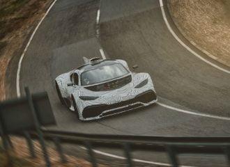 Η Mercedes-AMG Project ONE «βγήκε παγανιά»