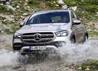Νέα Mercedes GLE με μεγάλες αλλαγές (+video)