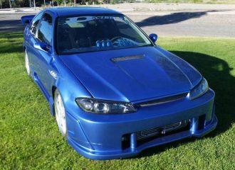 Τι αυτοκίνητο κρύβει αυτό το Skyline Silvia;