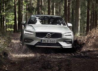 Νέο Volvo V60 Cross Country (+video)