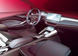 H Skoda αποκαλύπτει το εσωτερικό του Vision RS Concept (+video)