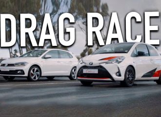 Το Toyota YARIS GRMN ταπεινώνει το VW Polo GTI (+video)