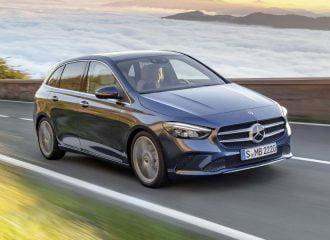 Νέα Mercedes B-Class: Πιο πρακτική και γεμάτη τεχνολογία