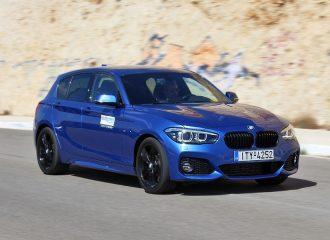 Δοκιμή BMW 116d M Sport Shadow Line Advanced