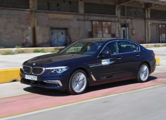 Δοκιμή BMW 530e iPerformance