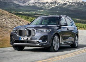 Νέα μεγαλειώδης BMW X7