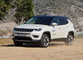 Δοκιμή Jeep Compass 2.0 diesel 170 PS AWD Auto