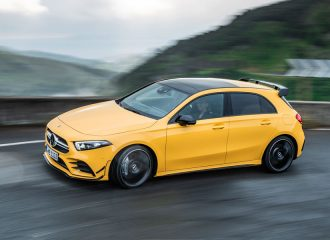 Άνοιξαν οι παραγγελίες για τη νέα Mercedes-AMG A 35