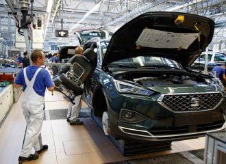 Το SEAT Tarraco παράγεται στη Γερμανία (+video)