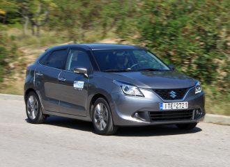 Δοκιμή Suzuki Baleno 1.2 λτ. Dualjet Hybrid