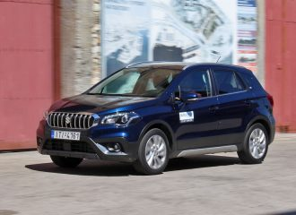 Δοκιμή Suzuki SX4 S-Cross 1.4 BoosterJet AllGrip