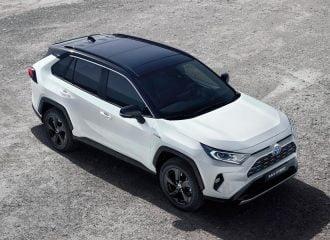 Toyota RAV4: Πρώτο SUV παγκοσμίως το 2018