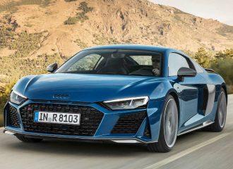 Το νέο Audi R8 σου κόβει την ανάσα