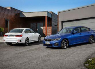 Επίσημη πρώτη για την νέα BMW Σειρά 3