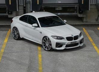 Βελτιωμένη BMW M2 Competition 540 ίππων και ξεχνάς τη Μ3